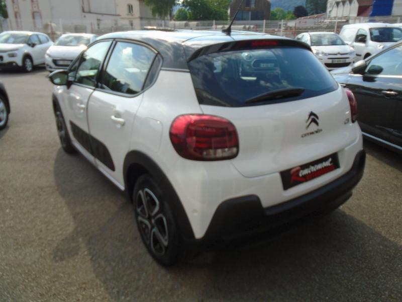 Photo 2 de l'offre de CITROEN C3 BLUEHDI 100CH SHINE BUSINESS S&S à 12495€ chez Remiremont automobiles