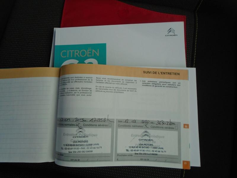 Photo 11 de l'offre de CITROEN C3 BLUEHDI 100CH SHINE BUSINESS S&S à 12495€ chez Remiremont automobiles