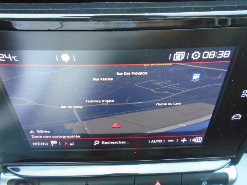 Photo 5 de l'offre de CITROEN C3 BLUEHDI 100CH SHINE BUSINESS S&S à 11295€ chez Remiremont automobiles