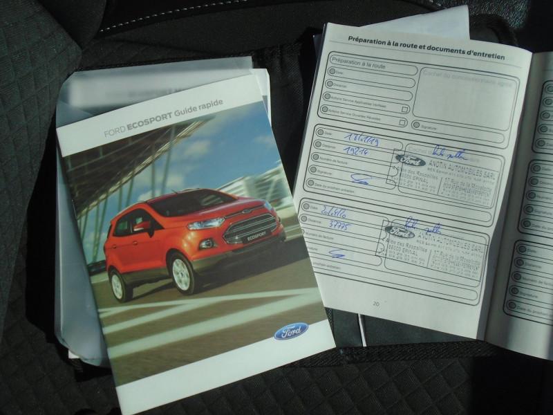 Photo 11 de l'offre de FORD ECOSPORT 1.0 ECOBOOST 125CH TITANIUM EURO6.2 à 12995€ chez Remiremont automobiles