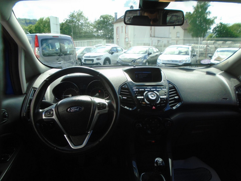Photo 4 de l'offre de FORD ECOSPORT 1.0 ECOBOOST 125CH TITANIUM EURO6.2 à 12995€ chez Remiremont automobiles