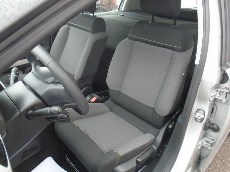 Photo 4 de l'offre de CITROEN C3 STE 1.6 BLUEHDI 75CH S&S LIVE à 7295€ chez Remiremont automobiles