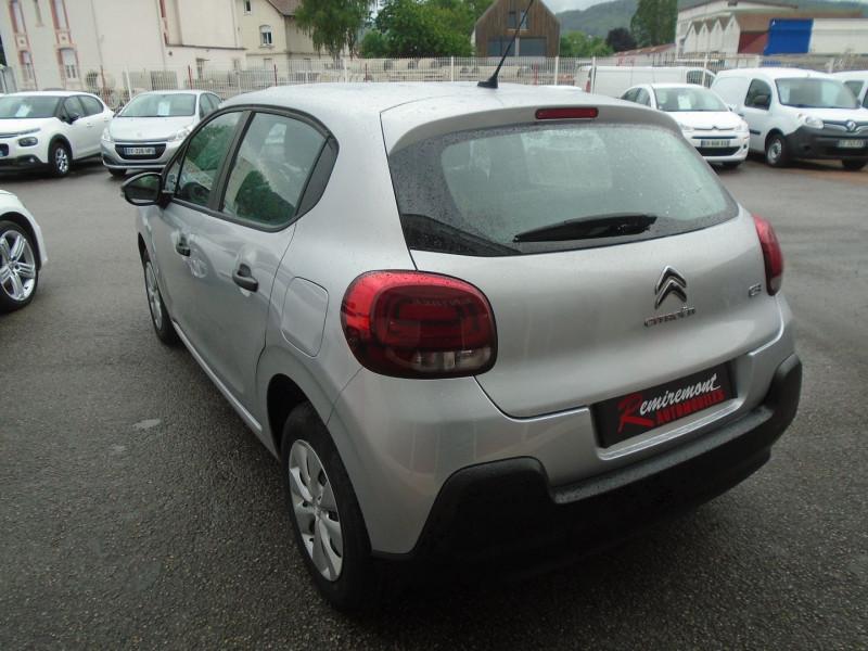 Photo 10 de l'offre de CITROEN C3 STE 1.6 BLUEHDI 75CH S&S LIVE à 7295€ chez Remiremont automobiles