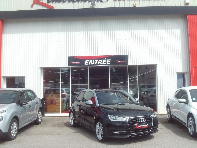 Audi A1 SPORTBACK 1.0 TFSI 95CH ULTRA AMBIENTE Essence NOIR Occasion à vendre
