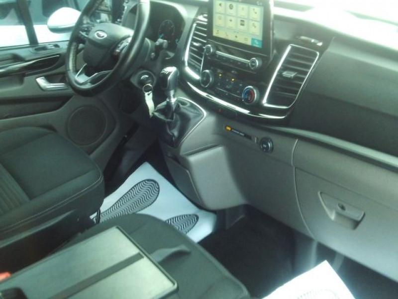 Photo 13 de l'offre de FORD TRANSIT CUSTOM FG 300 L1H1 2.0 TDCI 130 CABINE APPROFONDIE LIMITED à 26495€ chez Remiremont automobiles