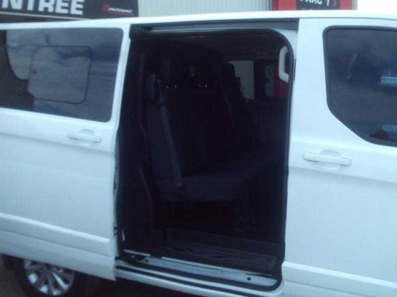 Photo 10 de l'offre de FORD TRANSIT CUSTOM FG 300 L1H1 2.0 TDCI 130 CABINE APPROFONDIE LIMITED à 26495€ chez Remiremont automobiles