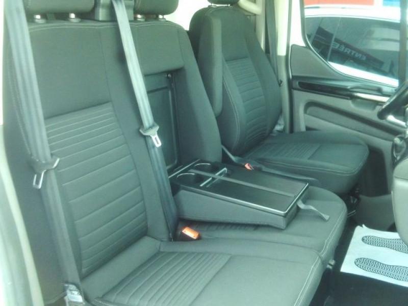Photo 12 de l'offre de FORD TRANSIT CUSTOM FG 300 L1H1 2.0 TDCI 130 CABINE APPROFONDIE LIMITED à 26495€ chez Remiremont automobiles