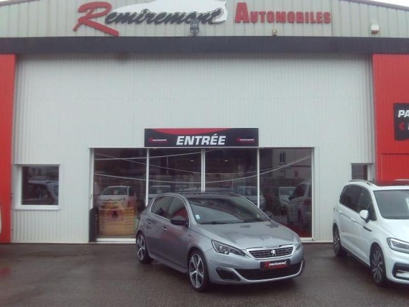 Peugeot 308 2.0 BLUEHDI 180CH GT S&S EAT6 5P Diesel GRIS Occasion à vendre