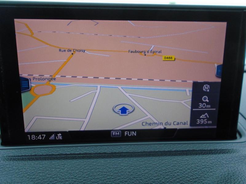 Photo 7 de l'offre de AUDI A3 SPORTBACK 2.0 TDI 184CH S LINE QUATTRO S TRONIC 7 à 25995€ chez Remiremont automobiles