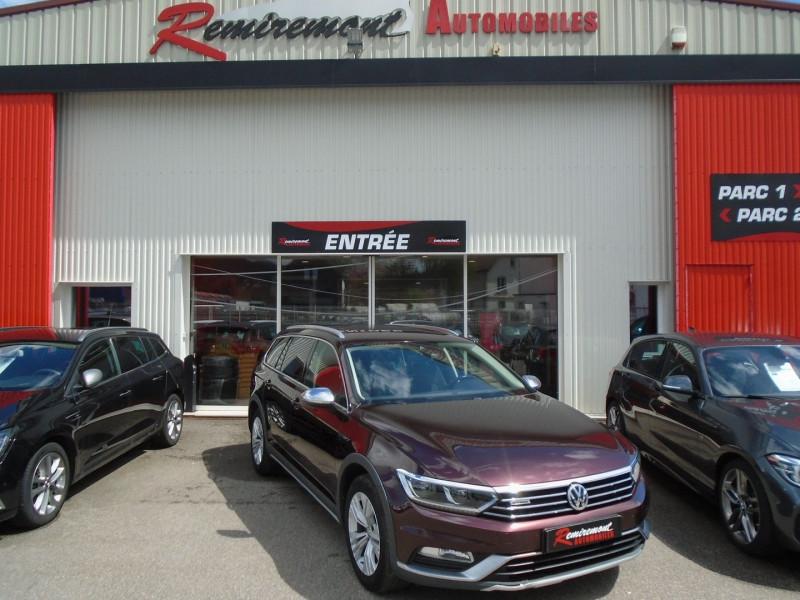 Volkswagen PASSAT ALLTRACK 2.0 TDI 150CH BLUEMOTION TECHNOLOGY 4MOTION Diesel BORDEAU Occasion à vendre