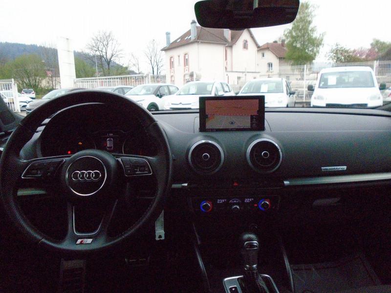 Photo 6 de l'offre de AUDI A3 SPORTBACK 2.0 TDI 184CH S LINE QUATTRO S TRONIC 7 à 25995€ chez Remiremont automobiles