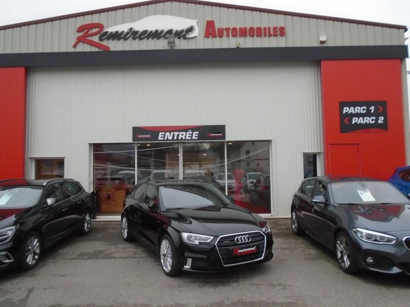 Audi A3 SPORTBACK 2.0 TDI 184CH S LINE QUATTRO S TRONIC 7 Diesel NOIR Occasion à vendre