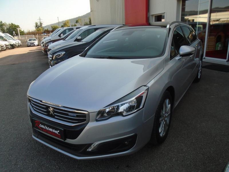 Photo 4 de l'offre de PEUGEOT 508 SW 2.0 BLUEHDI 150CH FAP ACTIVE BUSINESS à 13995€ chez Remiremont automobiles