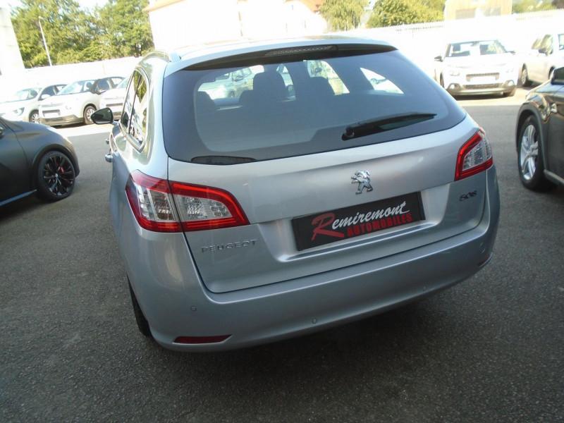 Photo 10 de l'offre de PEUGEOT 508 SW 2.0 BLUEHDI 150CH FAP ACTIVE BUSINESS à 13995€ chez Remiremont automobiles