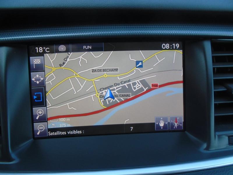 Photo 5 de l'offre de PEUGEOT 508 SW 2.0 BLUEHDI 150CH FAP ACTIVE BUSINESS à 13995€ chez Remiremont automobiles