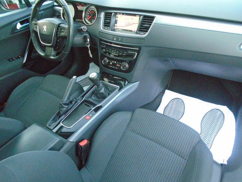 Photo 14 de l'offre de PEUGEOT 508 SW 2.0 BLUEHDI 150CH FAP ACTIVE BUSINESS à 13995€ chez Remiremont automobiles