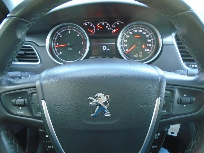 Photo 13 de l'offre de PEUGEOT 508 SW 2.0 BLUEHDI 150CH FAP ACTIVE BUSINESS à 13995€ chez Remiremont automobiles