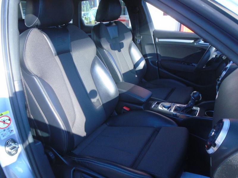 Photo 7 de l'offre de AUDI A3 SPORTBACK 35 TDI 150CH S LINE S TRONIC 7 EURO6D-T à 24995€ chez Remiremont automobiles