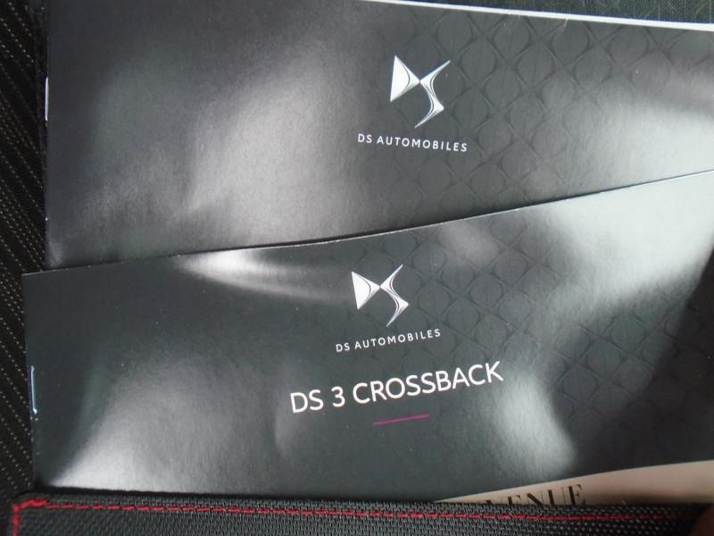 Photo 13 de l'offre de DS DS 3 CROSSBACK PURETECH 130CH CHIC AUTOMATIQUE à 24995€ chez Remiremont automobiles