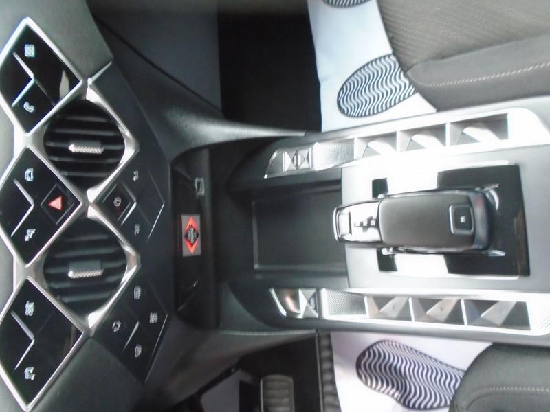 Photo 4 de l'offre de DS DS 3 CROSSBACK PURETECH 130CH CHIC AUTOMATIQUE à 24995€ chez Remiremont automobiles