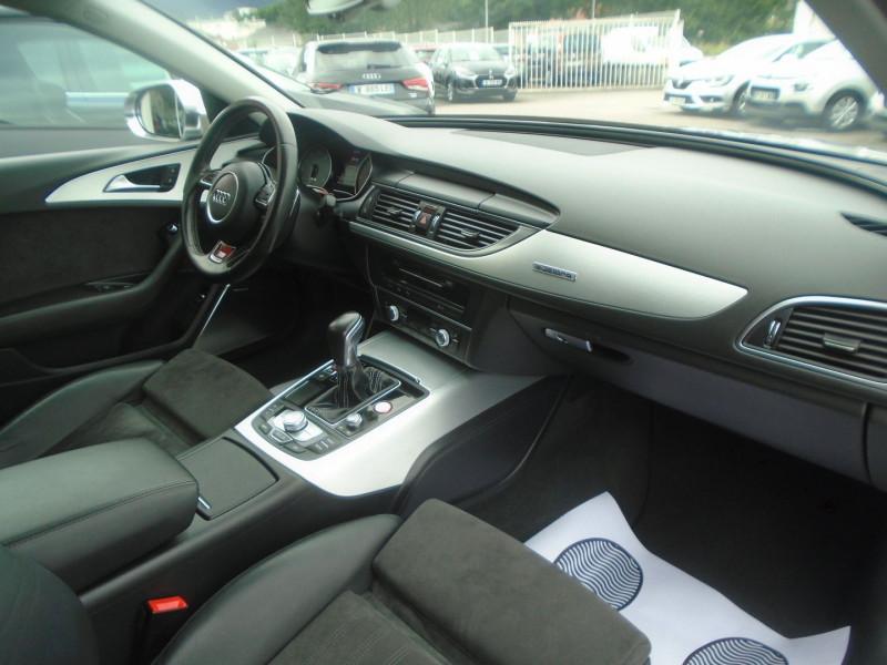 Photo 16 de l'offre de AUDI S6 AVANT 4.0 V8 TFSI 450CH QUATTRO S TRONIC 7 à 46995€ chez Remiremont automobiles