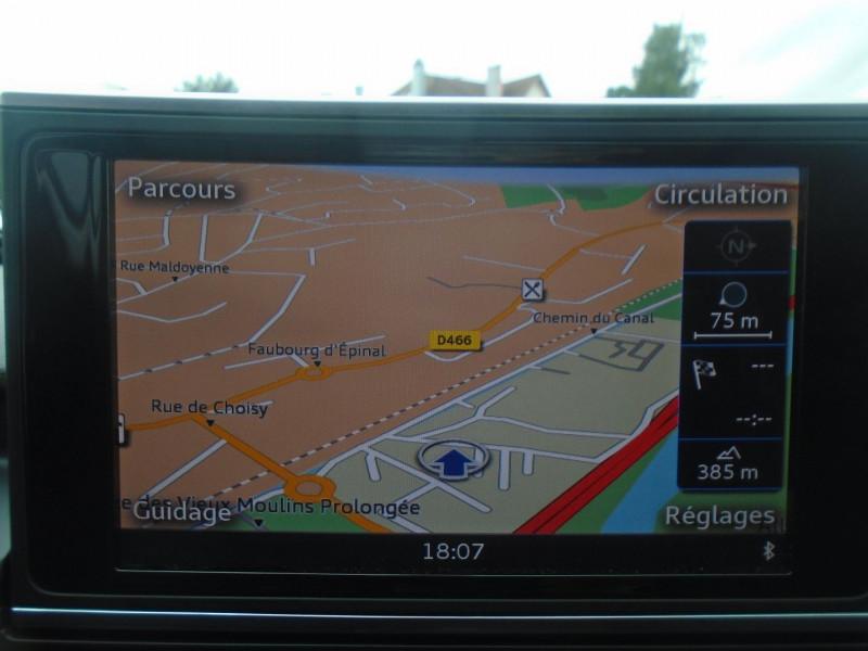 Photo 7 de l'offre de AUDI S6 AVANT 4.0 V8 TFSI 450CH QUATTRO S TRONIC 7 à 46995€ chez Remiremont automobiles