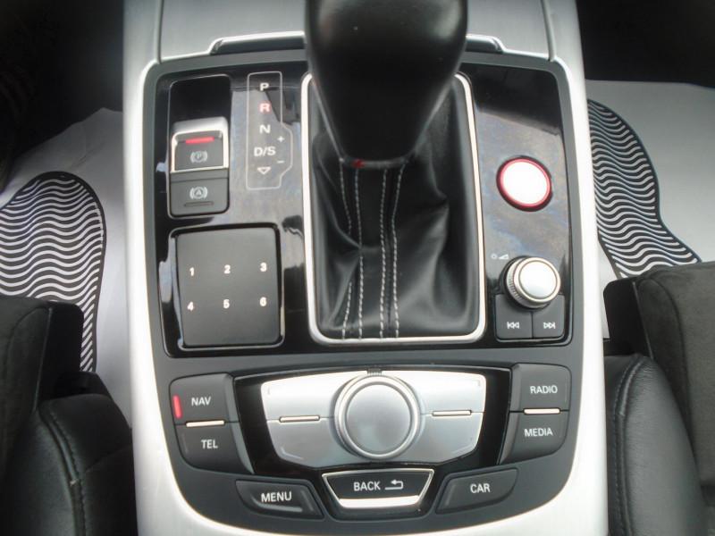 Photo 13 de l'offre de AUDI S6 AVANT 4.0 V8 TFSI 450CH QUATTRO S TRONIC 7 à 46995€ chez Remiremont automobiles