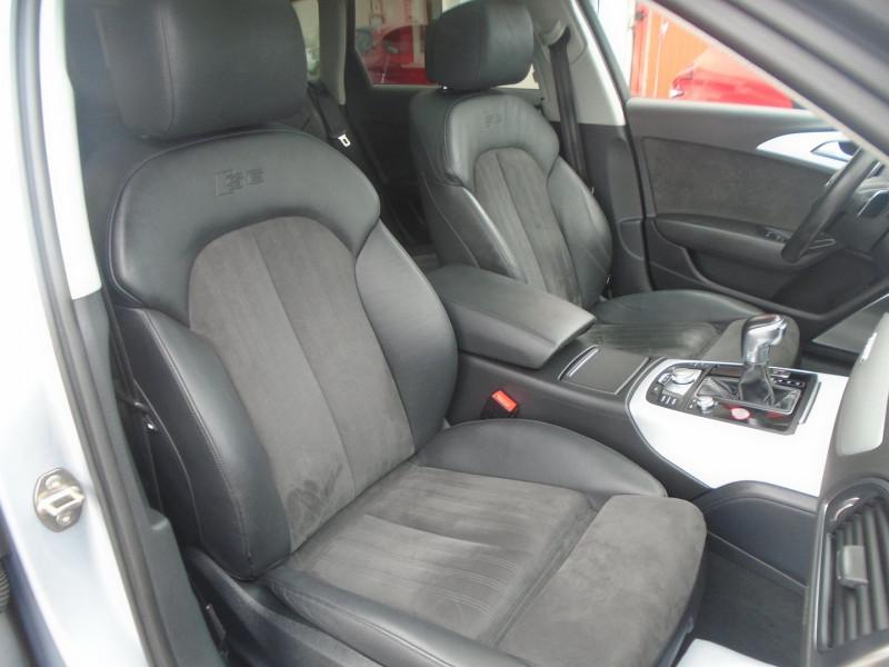 Photo 15 de l'offre de AUDI S6 AVANT 4.0 V8 TFSI 450CH QUATTRO S TRONIC 7 à 46995€ chez Remiremont automobiles