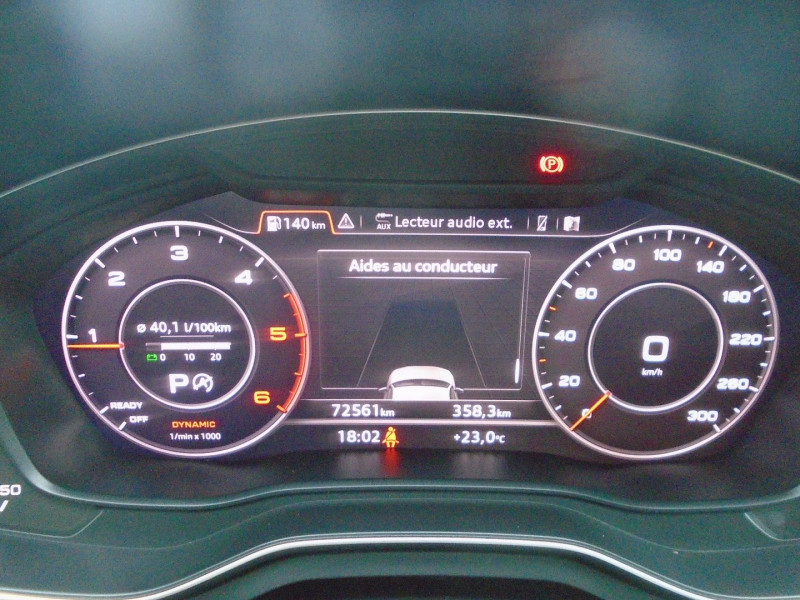 Photo 7 de l'offre de AUDI A4 ALLROAD 2.0 TDI 163CH DESIGN LUXE QUATTRO S TRONIC 7 à 26495€ chez Remiremont automobiles