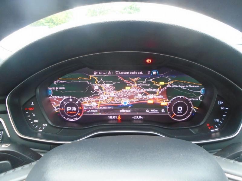 Photo 6 de l'offre de AUDI A4 ALLROAD 2.0 TDI 163CH DESIGN LUXE QUATTRO S TRONIC 7 à 26495€ chez Remiremont automobiles
