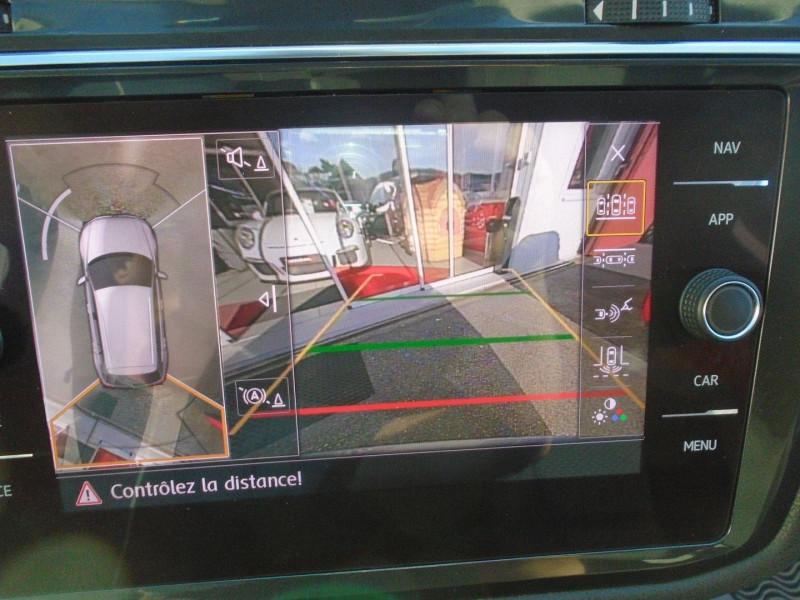 Photo 12 de l'offre de VOLKSWAGEN TIGUAN ALLSPACE 2.0 TDI 150CH CONFORTLINE BUSINESS à 26995€ chez Remiremont automobiles