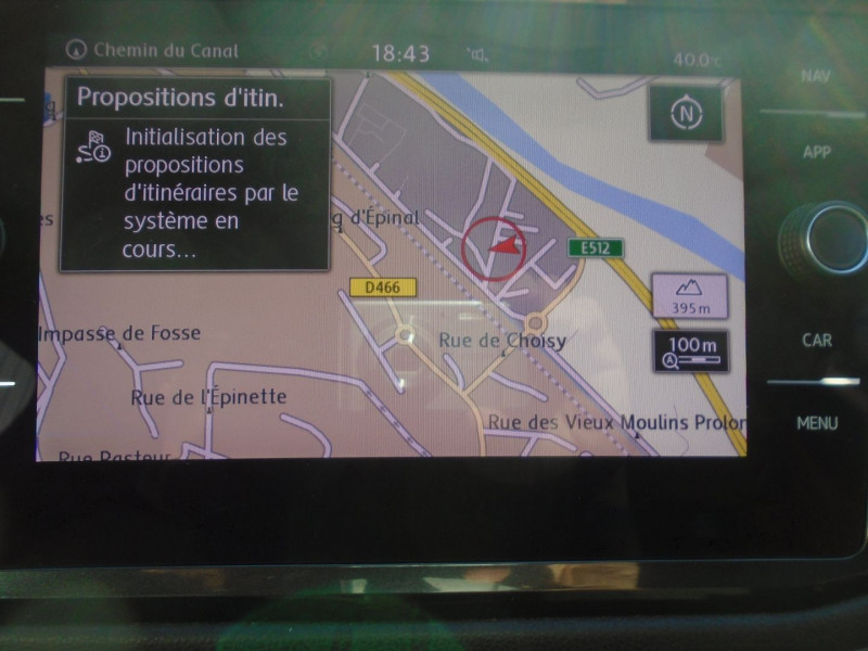 Photo 5 de l'offre de VOLKSWAGEN TIGUAN ALLSPACE 2.0 TDI 150CH CONFORTLINE BUSINESS à 26995€ chez Remiremont automobiles