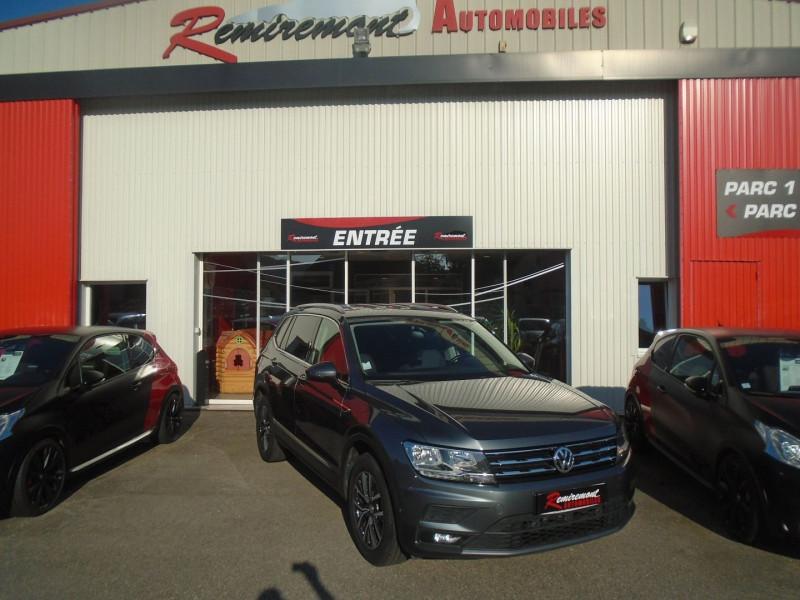 Photo 1 de l'offre de VOLKSWAGEN TIGUAN ALLSPACE 2.0 TDI 150CH CONFORTLINE BUSINESS à 26995€ chez Remiremont automobiles