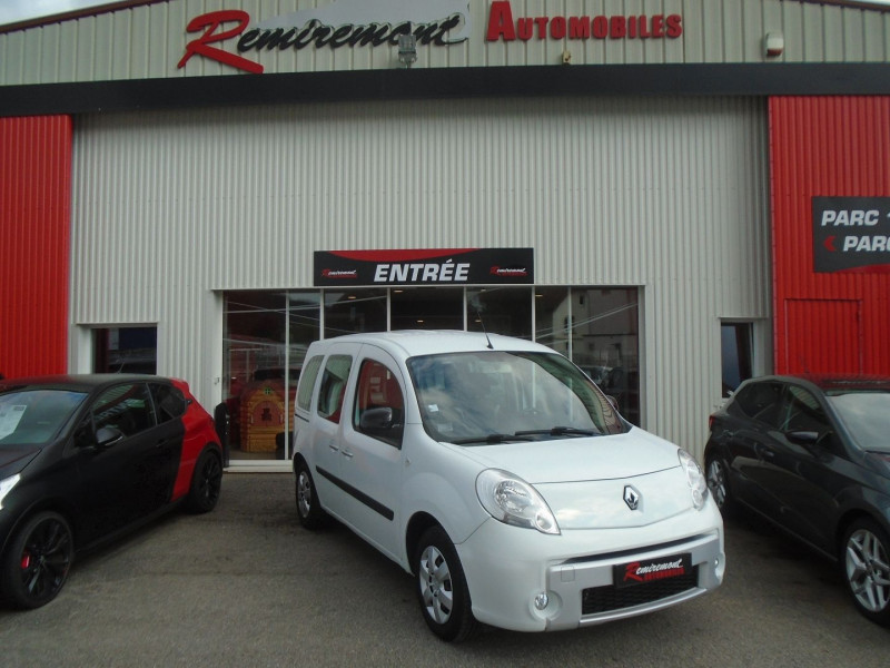 Renault KANGOO TPMR 1.5 DCI 110CH FAP EXPRESSION Diesel BLANC Occasion à vendre