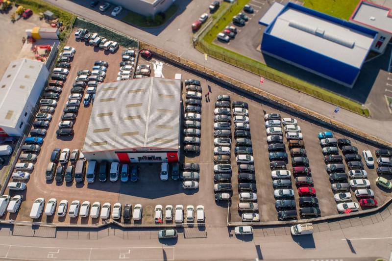 Photo 17 de l'offre de RENAULT KANGOO TPMR 1.5 DCI 110CH FAP EXPRESSION à 14995€ chez Remiremont automobiles