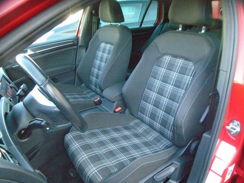 Photo 3 de l'offre de VOLKSWAGEN GOLF VII 2.0 TDI 184CH BLUEMOTION TECHNOLOGY FAP GTD 5P à 24995€ chez Remiremont automobiles