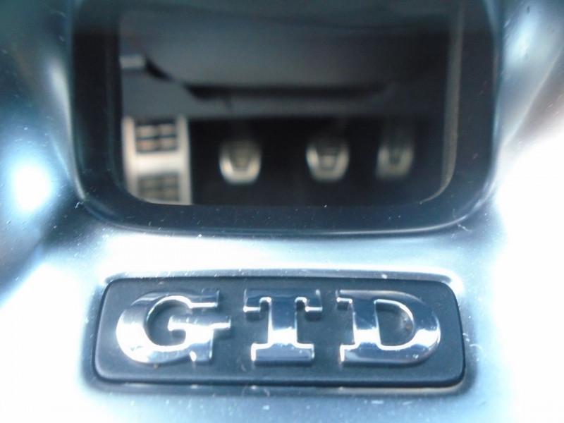 Photo 7 de l'offre de VOLKSWAGEN GOLF VII 2.0 TDI 184CH BLUEMOTION TECHNOLOGY FAP GTD 5P à 24995€ chez Remiremont automobiles