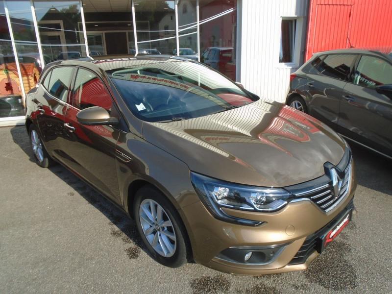 Renault MEGANE 1.5 DCI 110CH ENERGY INTENS Diesel MARRON Occasion à vendre