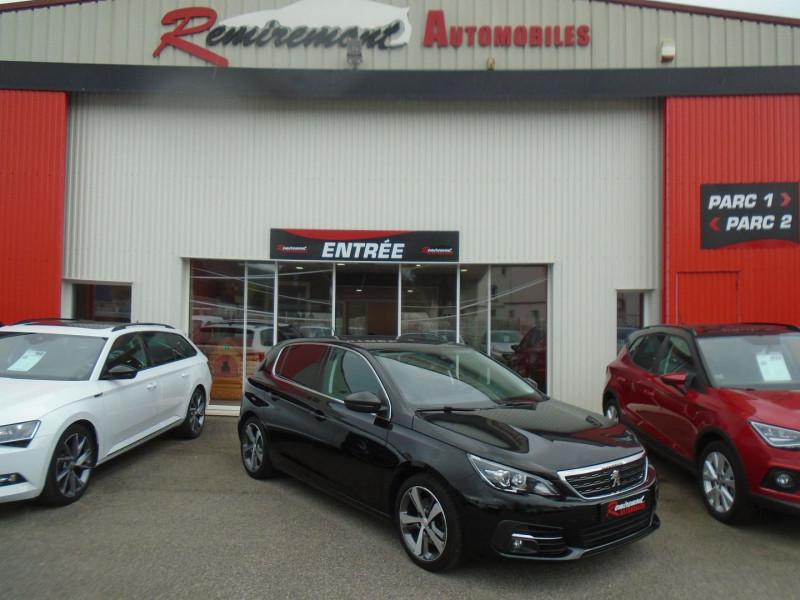 Peugeot 308 2.0 BLUEHDI 150CH S&S ALLURE EAT6 Diesel NOIR Occasion à vendre