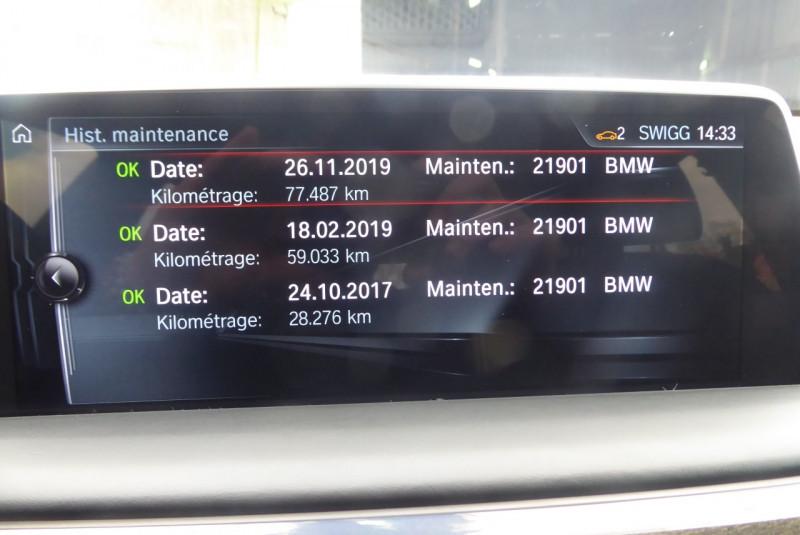 Photo 24 de l'offre de BMW SERIE 7 (G11/G12) 730DA XDRIVE 265CH EXCLUSIVE à 38890€ chez PCA