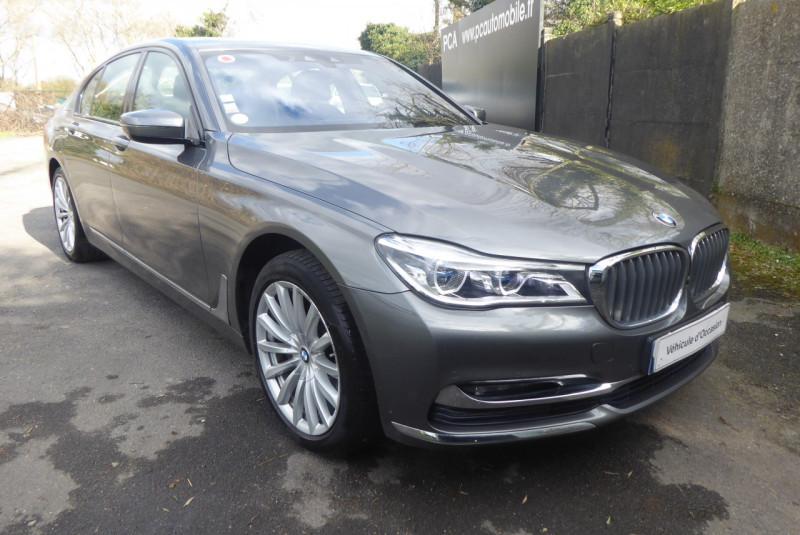 Photo 4 de l'offre de BMW SERIE 7 (G11/G12) 730DA XDRIVE 265CH EXCLUSIVE à 38890€ chez PCA