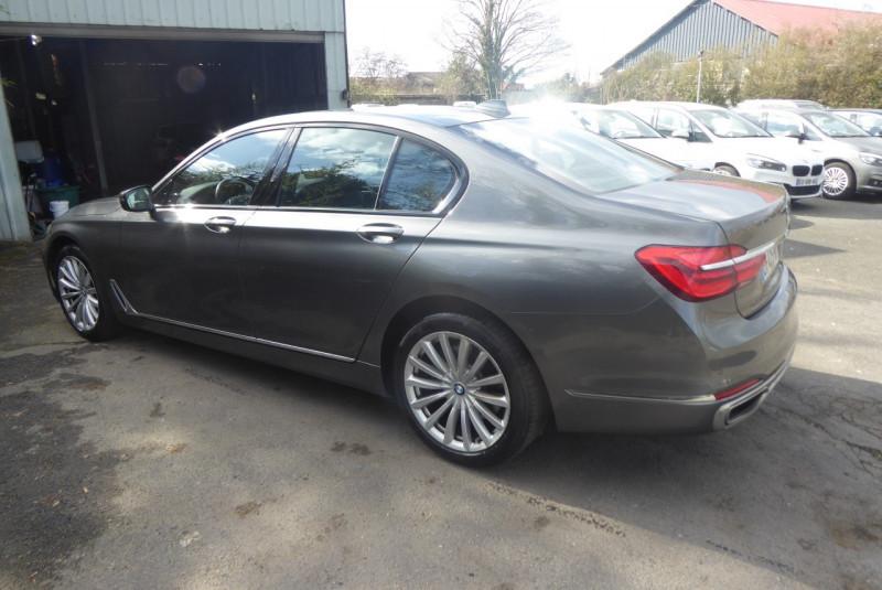 Photo 2 de l'offre de BMW SERIE 7 (G11/G12) 730DA XDRIVE 265CH EXCLUSIVE à 38890€ chez PCA