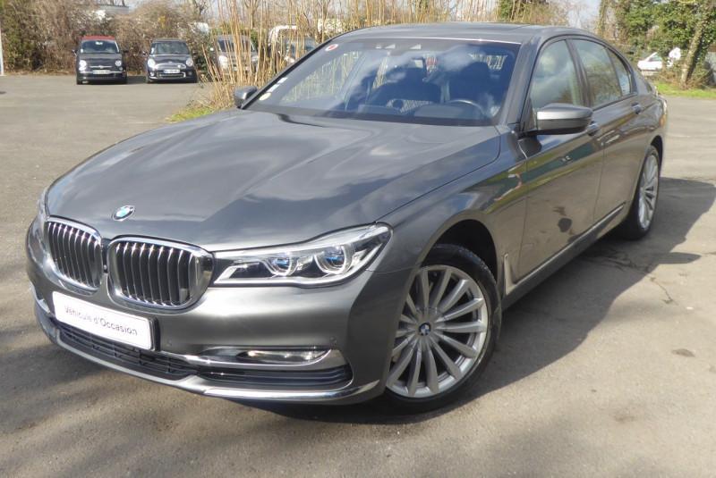 Photo 1 de l'offre de BMW SERIE 7 (G11/G12) 730DA XDRIVE 265CH EXCLUSIVE à 38890€ chez PCA