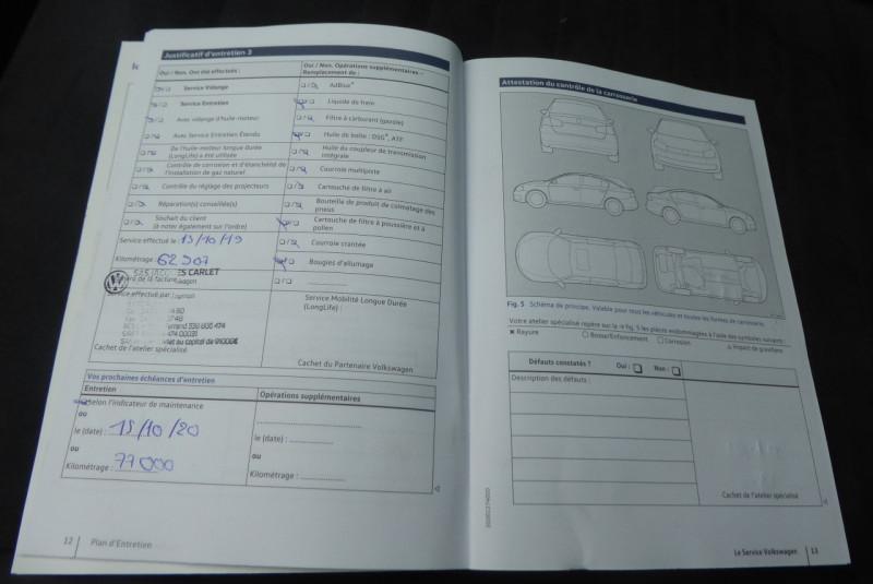Photo 20 de l'offre de VOLKSWAGEN PASSAT SW 1.4 TSI 218CH GTE DSG6 à 22490€ chez PCA