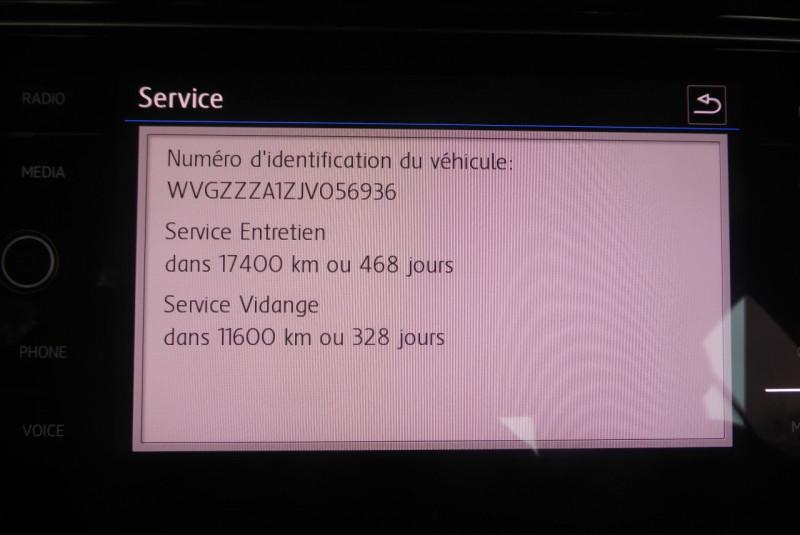 Photo 17 de l'offre de VOLKSWAGEN T-ROC 1.5 TSI EVO 150CH CARAT DSG7 à 24890€ chez PCA