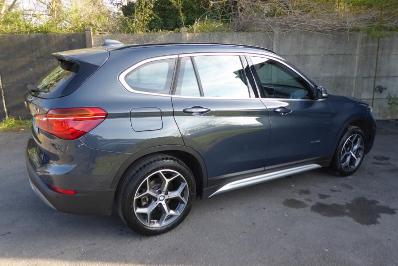 Photo 3 de l'offre de BMW X1 (F48) SDRIVE18IA 136CH XLINE à 24890€ chez PCA
