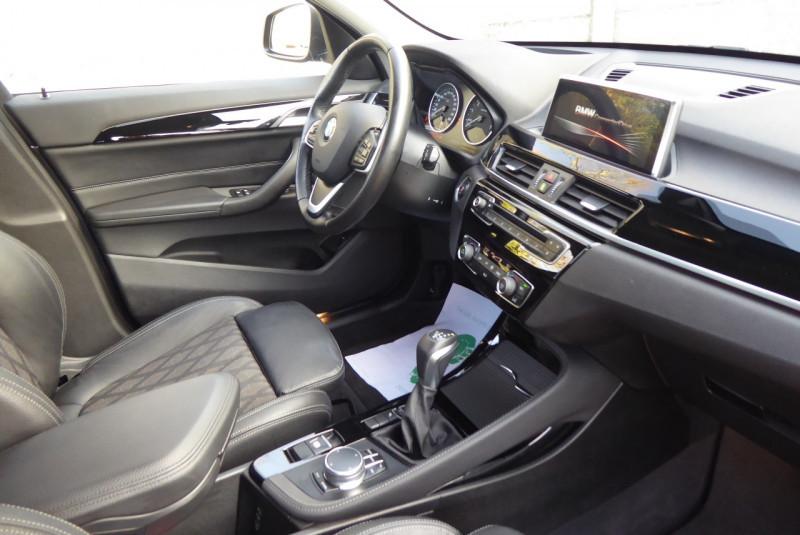 Photo 8 de l'offre de BMW X1 (F48) SDRIVE18IA 136CH XLINE à 24890€ chez PCA