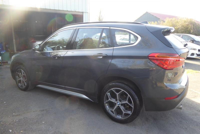 Photo 2 de l'offre de BMW X1 (F48) SDRIVE18IA 136CH XLINE à 24890€ chez PCA
