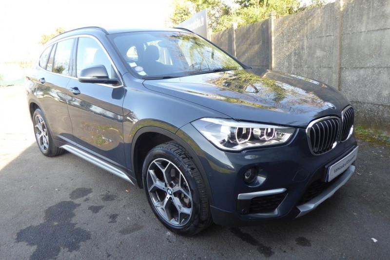 Photo 4 de l'offre de BMW X1 (F48) SDRIVE18IA 136CH XLINE à 24890€ chez PCA