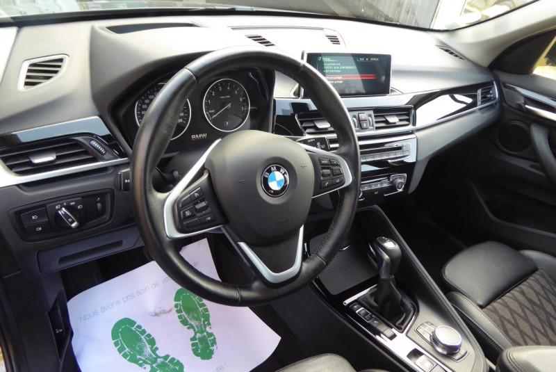 Photo 12 de l'offre de BMW X1 (F48) SDRIVE18IA 136CH XLINE à 24890€ chez PCA